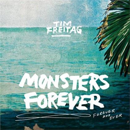 Tim Freitag - Monsters Forever (LP)