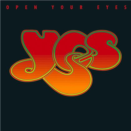 Yes - Open Your Eyes (2020 Reissue, Earmusic, Digipack)