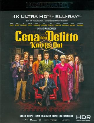 Cena con delitto - Knives Out (2019) (4K Ultra HD + Blu-ray)