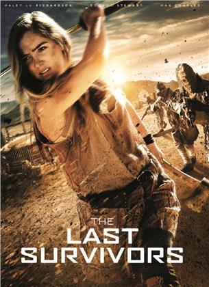 The Last Survivors (2014) (Blu-ray + DVD)
