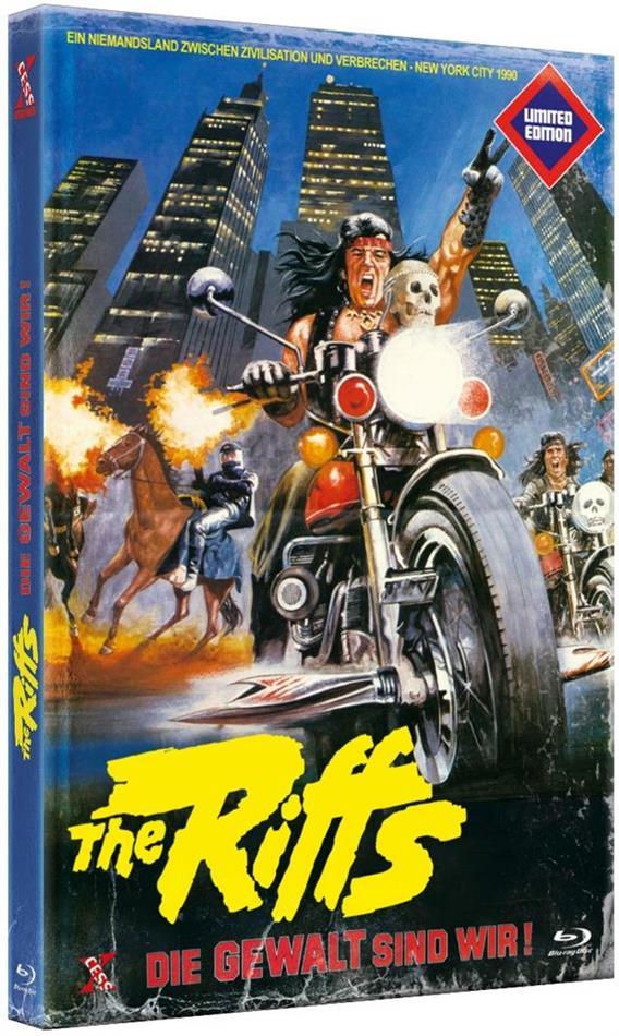 The Riffs 1 - Die Gewalt sind wir! (1982) (Grosse Hartbox, Limited Edition)