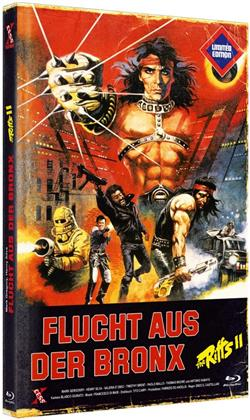 Flucht aus der Bronx - The Riffs 2 (1983) (Grosse Hartbox, Limited Edition)