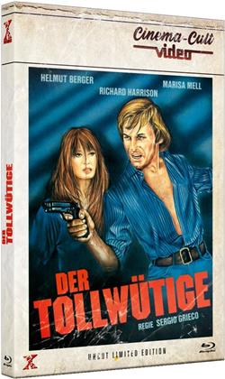 Der Tollwütige (1977) (Grosse Hartbox, Limited Edition, Uncut)