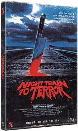 Night Train to Terror (1985) (Grosse Hartbox, Limited Edition)