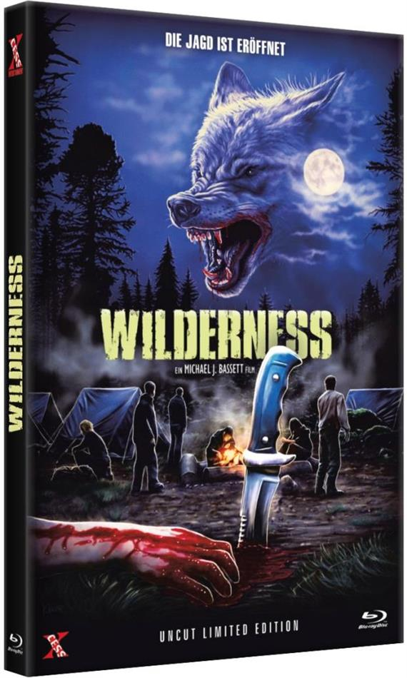 Wilderness (2006) (Grosse Hartbox, Limited Edition, Uncut)