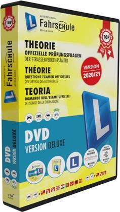CH-Fahrschule Deluxe Box DVD & Buch 2020/21