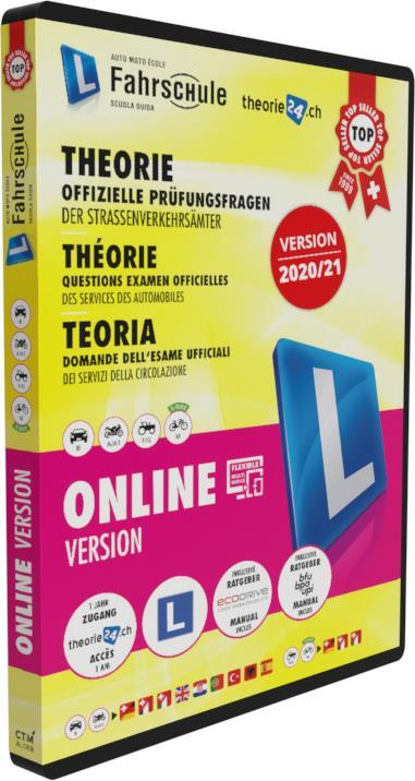 CH-Fahrschule Online 2020/21