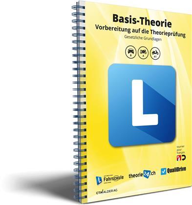CH-Fahrschule Theoriebuch 2020/21