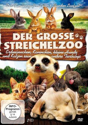 Der grosse Streichelzoo (2 DVDs)