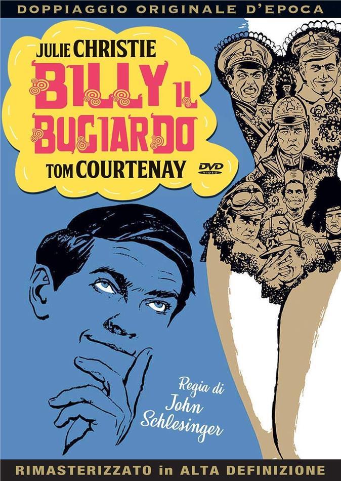 Billy il bugiardo (1963) (Doppiaggio Originale D'epoca, HD-Remastered, n/b, Riedizione)