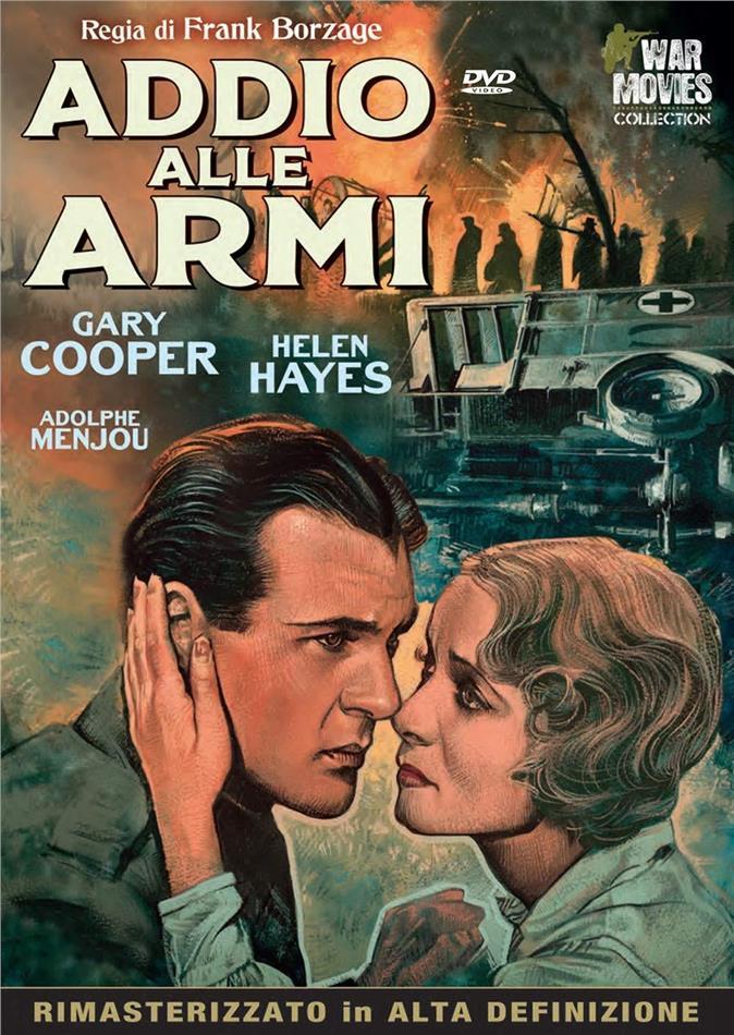 Addio alle armi (1932) (HD-Remastered, War Movies Collection, s/w, Neuauflage)