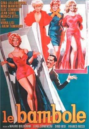 Le bambole (1965) (Neuauflage)
