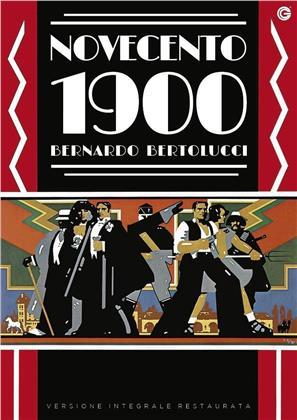 Novecento - Parte 1 + 2 (1976) (Neuauflage, 2 DVDs)