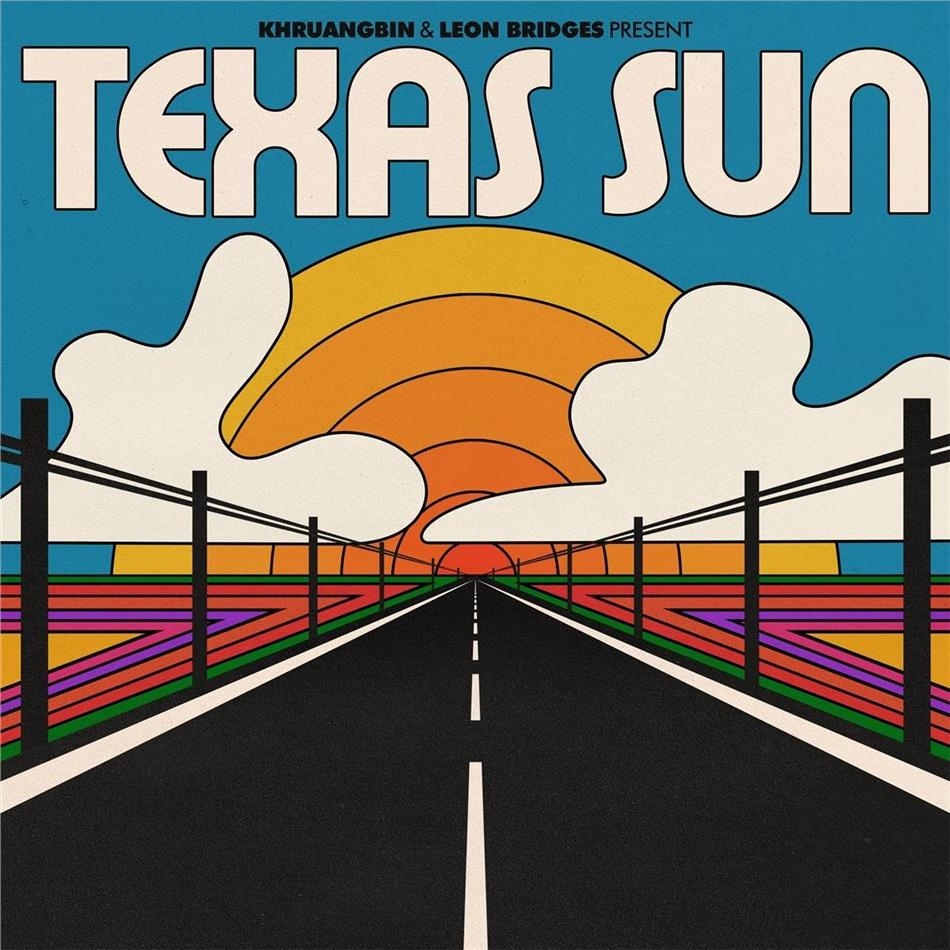 Khruangbin & Leon Bridges - Texas Sun Ep (LP)