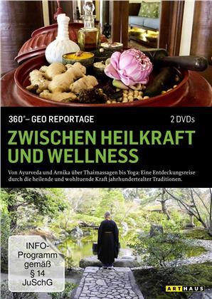 Zwischen Heilkraft und Wellness - 360° - GEO Reportage (Arthaus, 2 DVDs)