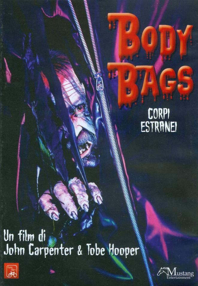 Body Bags - Corpi estranei (1993) (Riedizione)