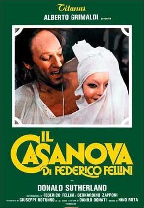 Il Casanova di Federico Fellini (1976) (Riedizione)
