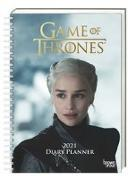 Game of Thrones 2021 - Taschenkalender