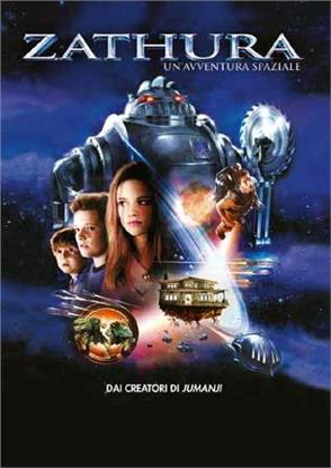 Zathura - Un'avventura spaziale (2005) (Neuauflage)