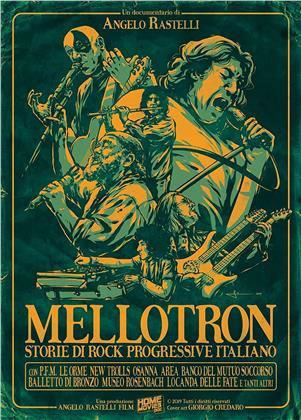 Mellotron - Storia del Rock Progressive Italiano (2014)