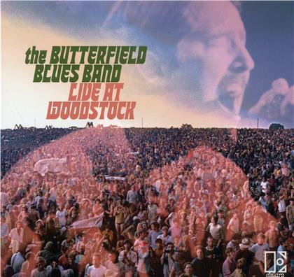 Butterfield Blues Band - Live At Woodstock (Gatefold, 140 Gramm, Deluxe Edition, 2 LPs)