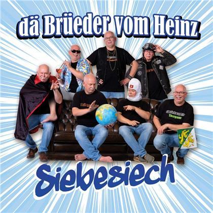 Dä Brüeder Vom Heinz - Siebesiech (2 LPs)