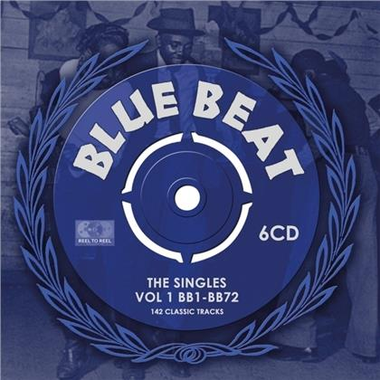 Blue Beat - Singles Vol. 1 BB1 - BB2 (6 CDs)