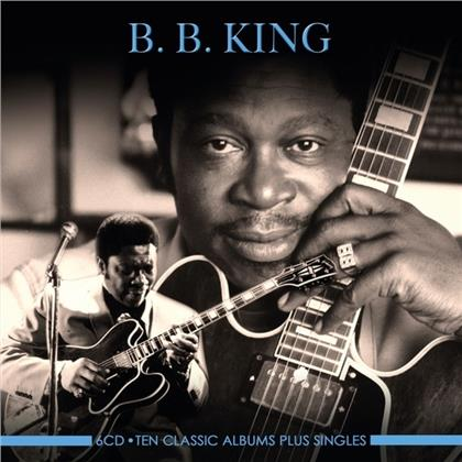 B.B. King - Ten Classic Albums Plus Singles (6 CDs)