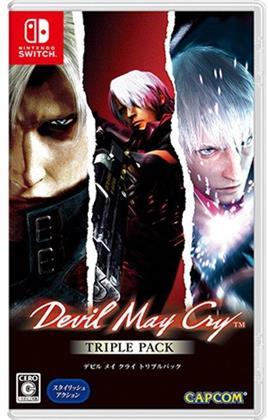 Devil May Cry Triple Pack (Japan Edition)