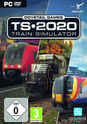 Train Simulator TS 2020