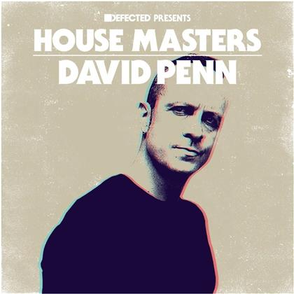 Defected Presents House Masters By David Penn (2 CDs)