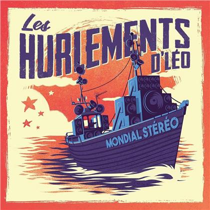Les Hurlements d'Leo - Mondial Stereo (2 LPs)