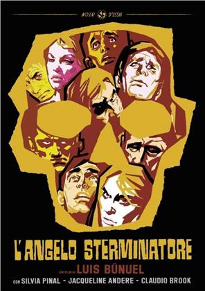 L'angelo sterminatore (1962) (restaurato in HD, Noir d'Essai, s/w)