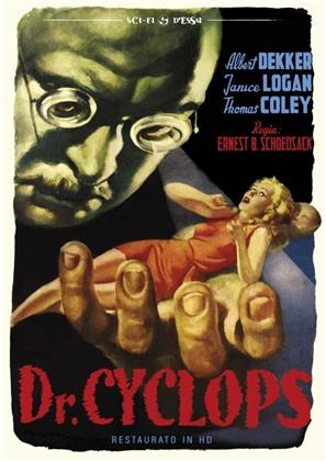 Dr. Cyclops (1940) (Sci-Fi d'Essai, restaurato in HD)