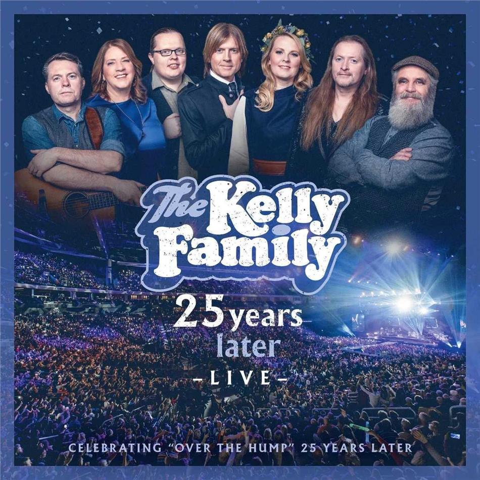 The Kelly Family - 25 Years Later - Live (2 CDs)