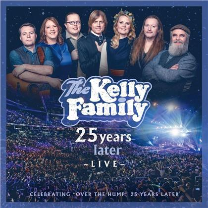 The Kelly Family - 25 Years Later - Live (Deluxe Edition, 2 CDs + 2 DVDs)