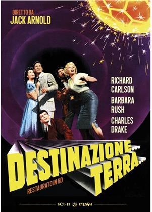 Destinazione Terra (1953) (Sci-Fi d'Essai, Restaurato in HD, n/b)