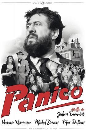 Panico (1946) (Noir d'Essai, restaurato in HD, s/w)