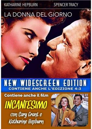 La donna del giorno + Incantesimo (New Widescreen Edition, n/b)