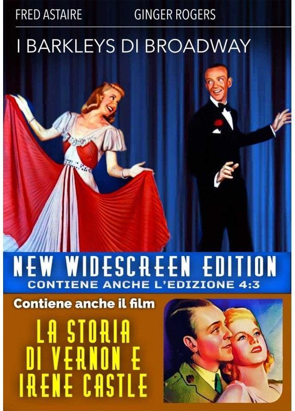I barkleys di Broadway + La vita di Vernon e Irene Castle (New Widescreen Edition, n/b)