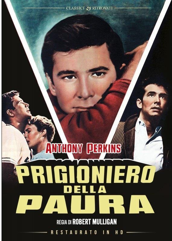 Prigioniero della paura (1957) (Classici Ritrovati, Restaurato in HD, n/b)