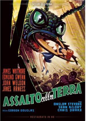 Assalto alla terra (1954) (Sci-Fi d'Essai, restaurato in HD, s/w)