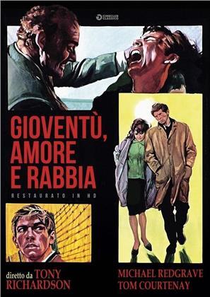 Gioventù amore e rabbia (1962) (Cineclub Classico, Restaurato in HD, n/b)