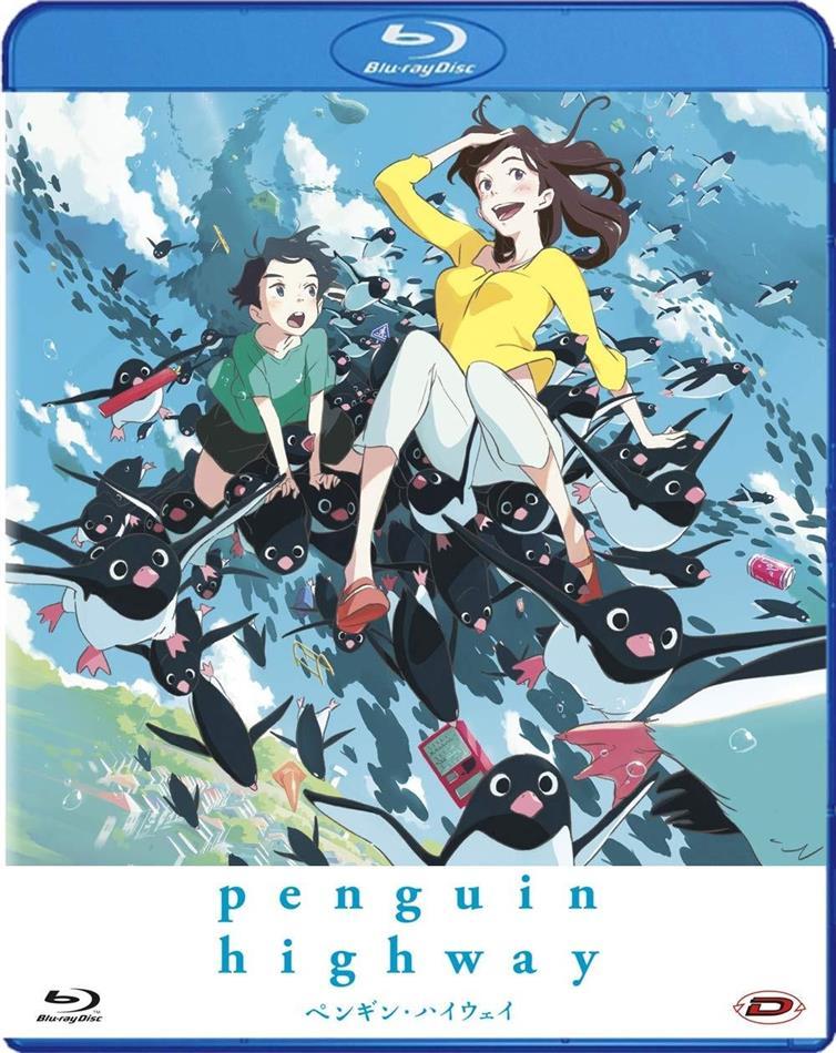 Penguin Highway (2018) (Riedizione)