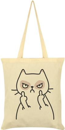 Muther Fluffer - Cream Tote Bag