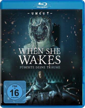 When she wakes - Fürchte deine Träume (2019) (Uncut)