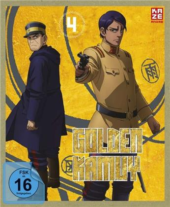 Golden Kamuy - Staffel 1 - Vol. 4