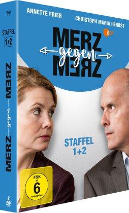 Merz gegen Merz - Staffel 1+2 (2 DVDs)
