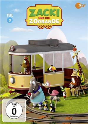 Zacki und die Zoobande - Teil 3