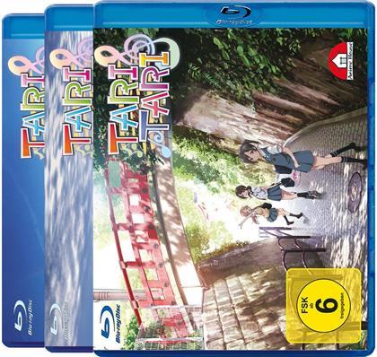 Tari Tari - Vol. 1-3 (3 Blu-rays)